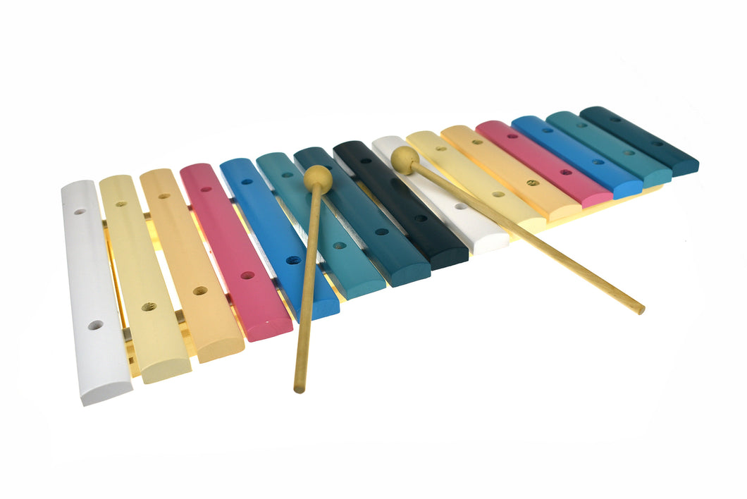 Classic Calm Wooden Xylophone -15 Sounds