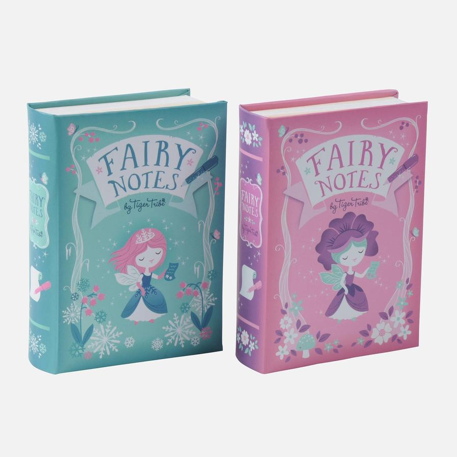 Fairy Notes - Pink/Teal