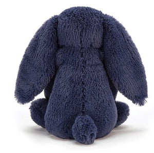 Bashful Navy Bunny - Small