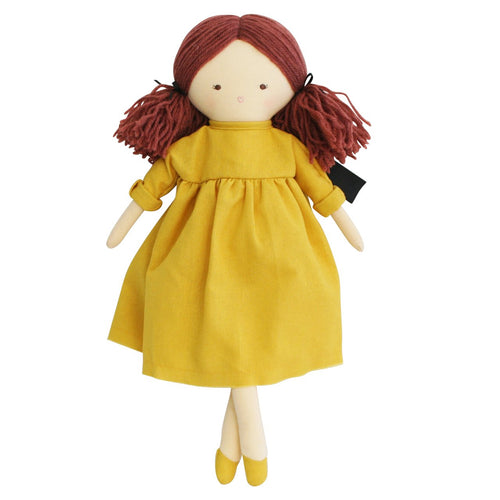 Matilda 45cm Doll - Butterscotch
