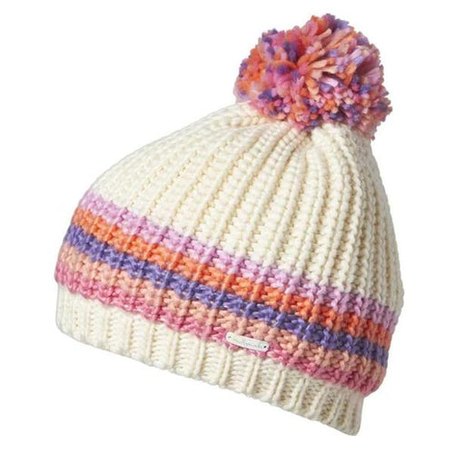 Girls Britney Beanie - Cream