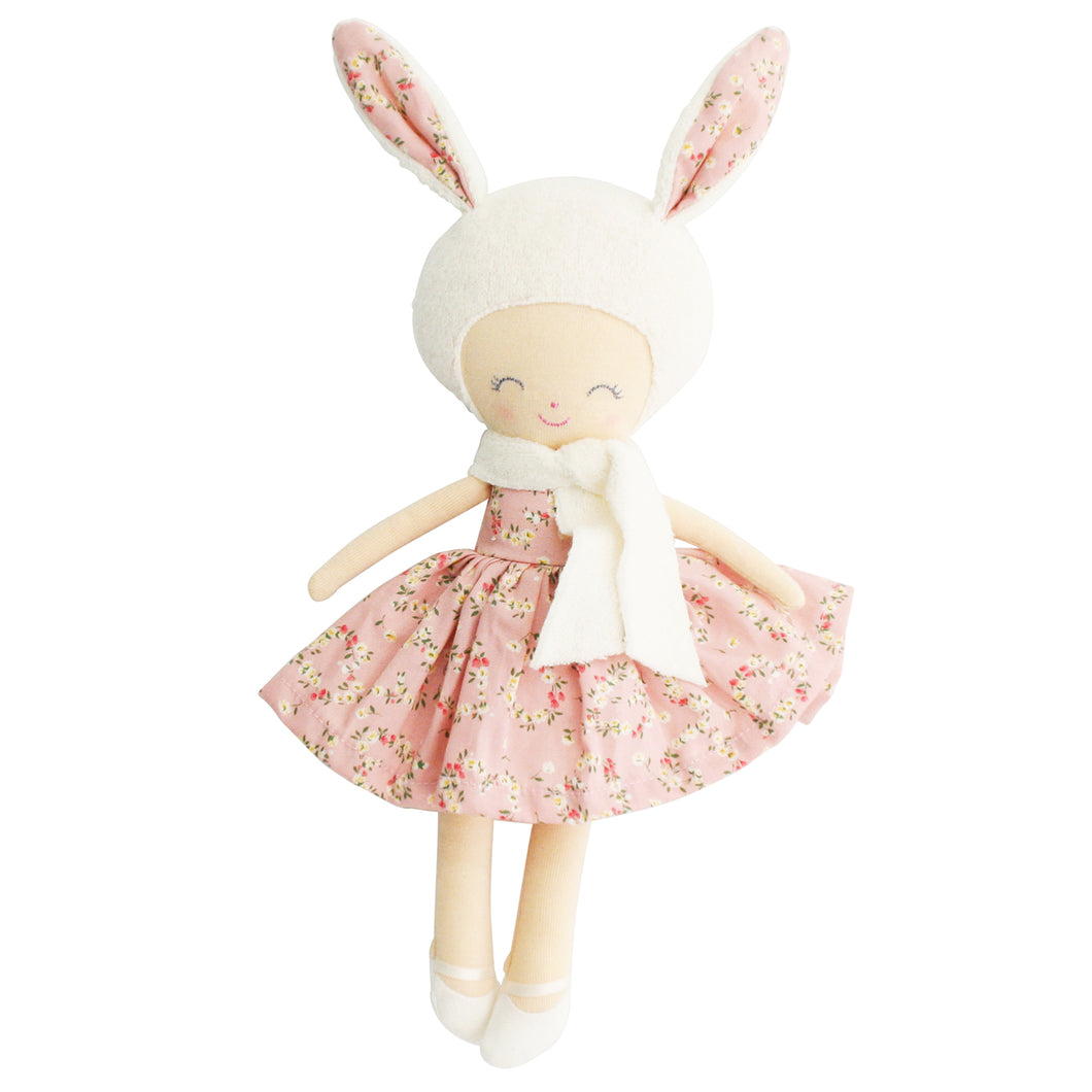 Belle Bunny Girl - Posy Heart