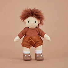 Dinkum Doll Snuggly Set - Toffee