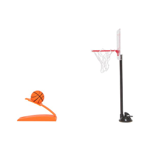 Shooting Hoops - Basketball Game