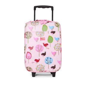 Wheelie Case - Chirpy Bird