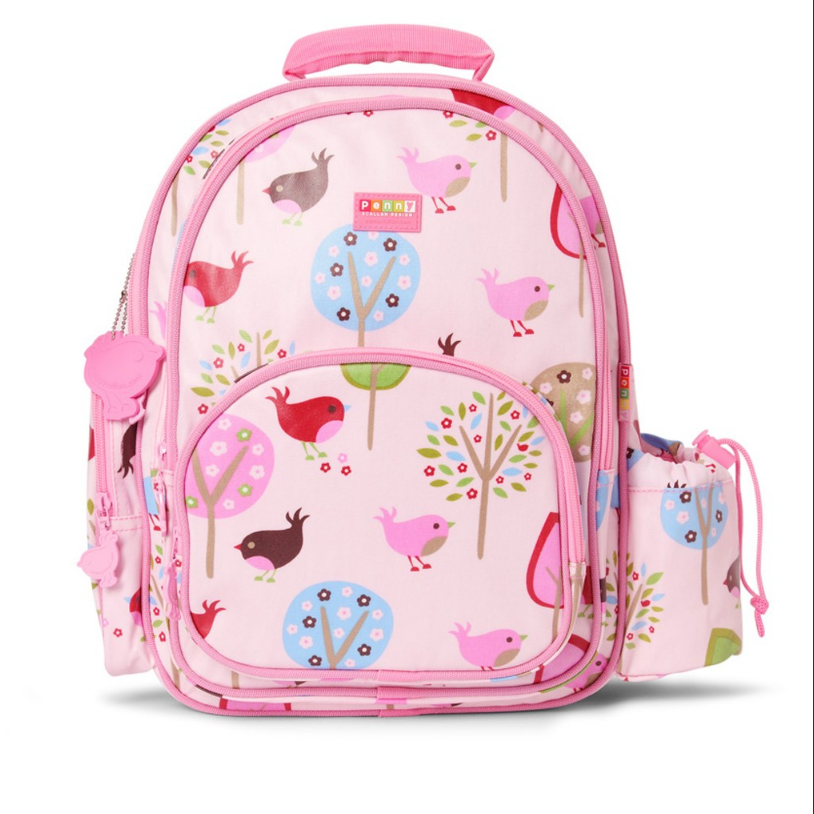 Backpack - Chirpy Bird (Large)