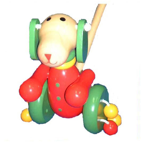 Push Toy - Dog