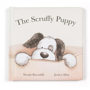 Book - The Scruffy Puppy