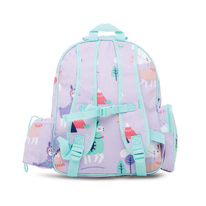 Backpack - Loopy Llama (Large)