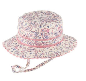 Baby Girls Bucket Hat - Adalyn