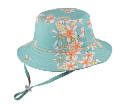 Girls Floppy Hat - Leilani