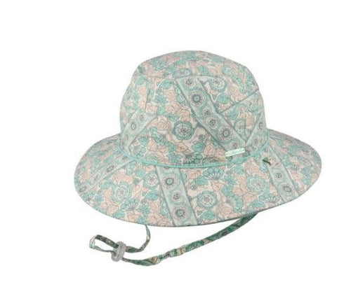 Girls Wide Brim Hat - Liliana