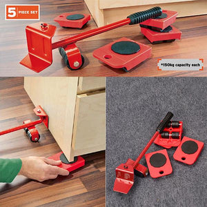 60% OFF - Easy Furniture Lifter Mover Tool Set