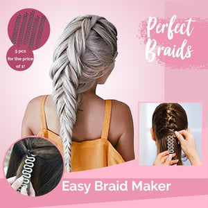 Easy Braid Maker