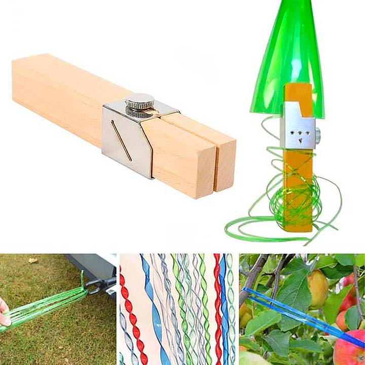 35% Off</br> Plastic Bottle Cutter