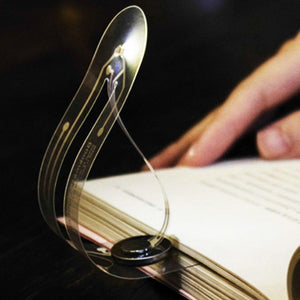 THINNEST READING LIGHT