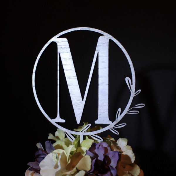 Wreath Cake Topper