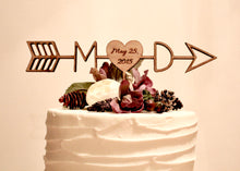 Arrow Cake Topper