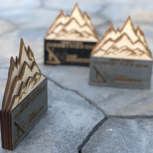 Multi-Layer Mountain Award