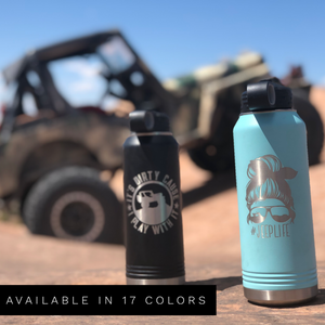 Polar Camel Insulated Water Bottle