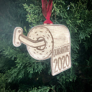 2020 Toilet Paper / Covid Ornaments