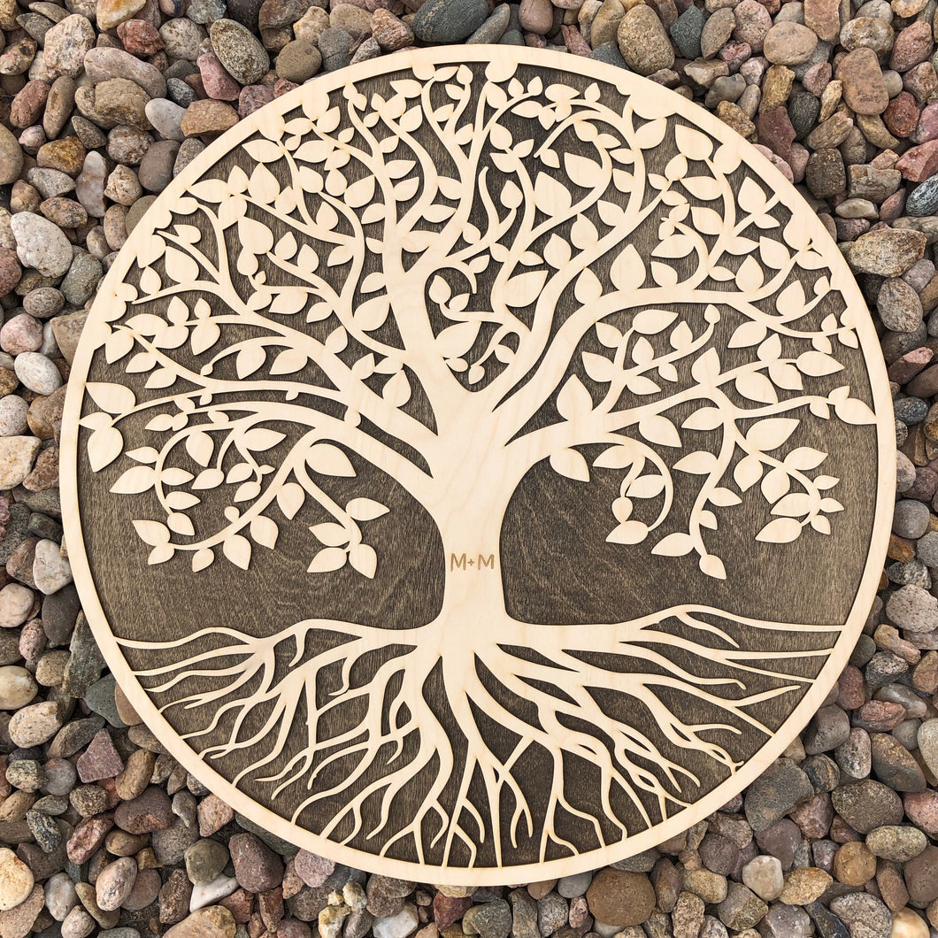 Tree of Life - Mounted