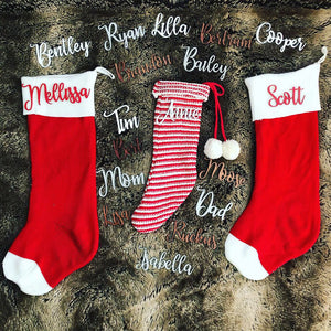 Stocking Names
