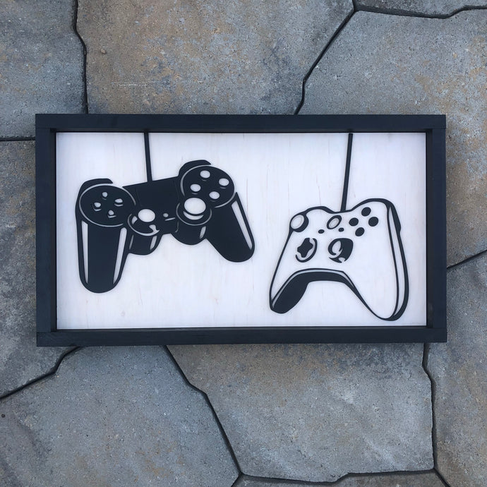 Remote Control Art for Extra Life