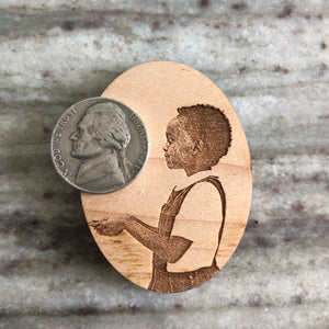 Small Engraved Portraits