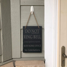 No Soliciting Slate Signs (Hanging or Stake)