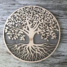 Engraved birds (for tree of life)