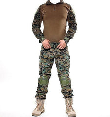 Camouflage Tactical Set
