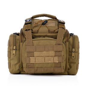 Tactical MOLLE Camera Sling Bag