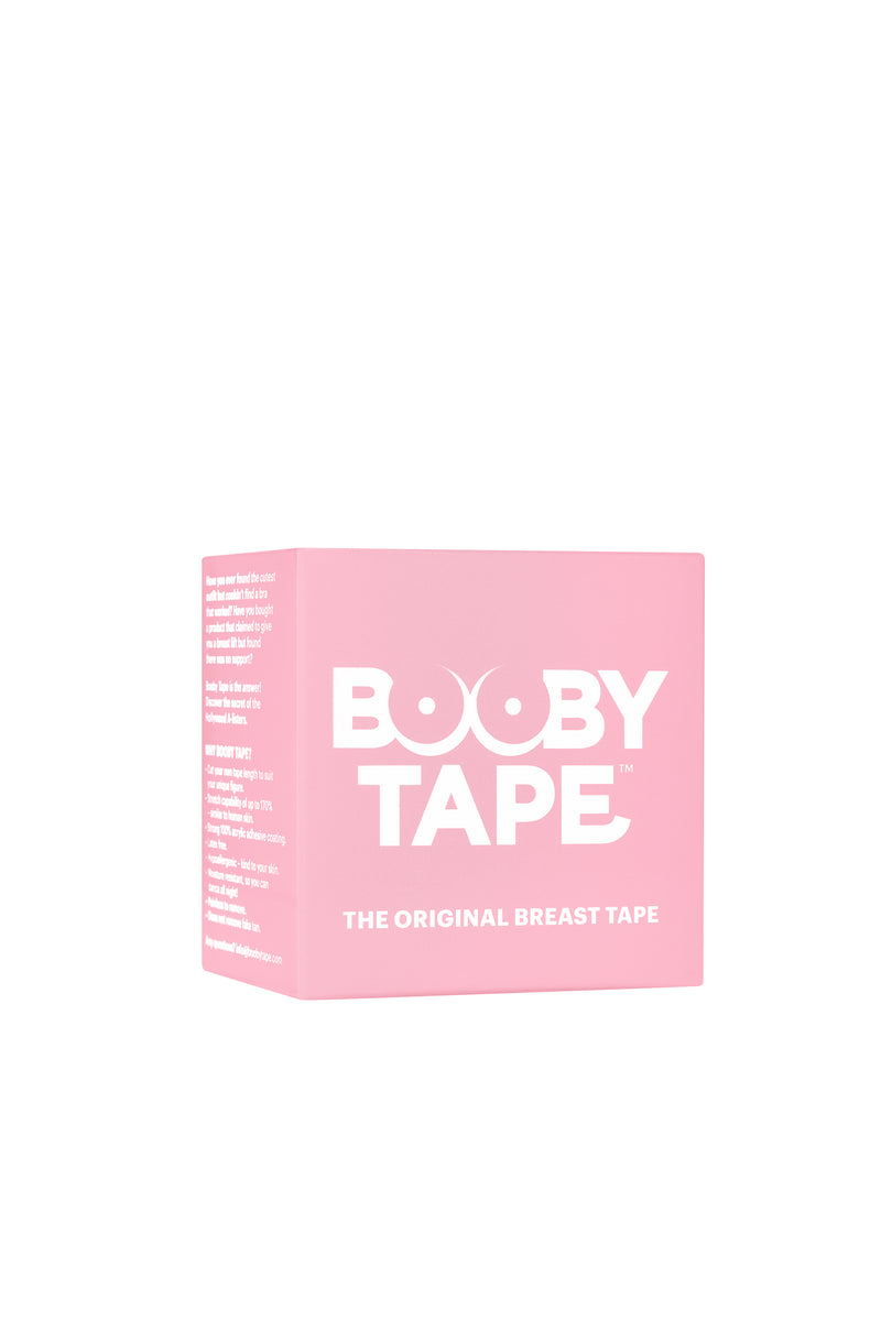 Booby Tape White