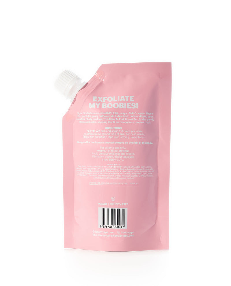 Miracle Pink Breast Scrub