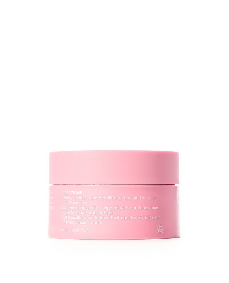 Pink Clay Breast Mask