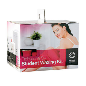 MANCINE STUDENT WAXING KIT