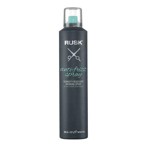 RUSK Anti Frizz Hair spray Extra strong Hold