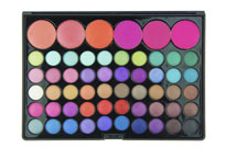 CROWN BRUSH 56 Shade Fantasy Eyeshadow/Contouring Pallette