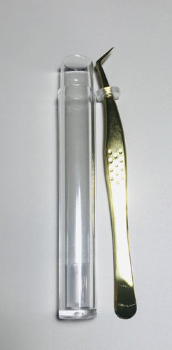 GOLD L VEETUS VOLUME TWEEZER