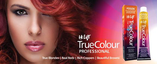 HILIFT TRUE COLOUR - VERY LIGHT ASH BLONDE 9.1