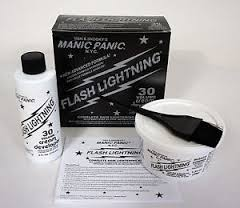 MANIC PANIC Flash Lightning 30vol Kit