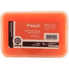 ADINA Paraffin Wax - Peach