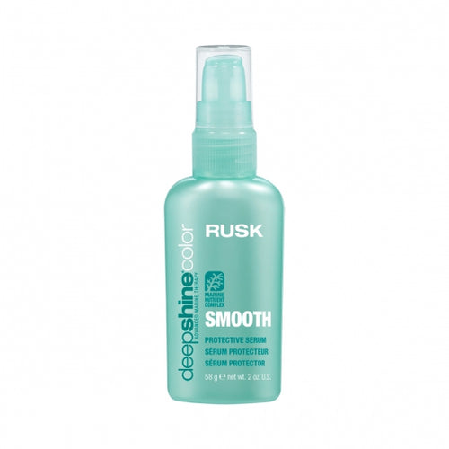 RUSK DEEP SHINE COLOR SMOOTH PROTECTIVE SERUM