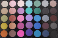 SIO35 - 35 COLOUR 'SMOKE IT OUT TOO' PALETTE