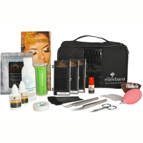 ELLEEBANA EYELASH EXTENSIONS KIT