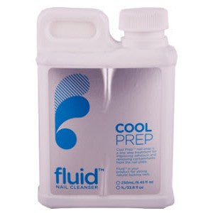 FLUID NAIL CLEANSER COOL PREP