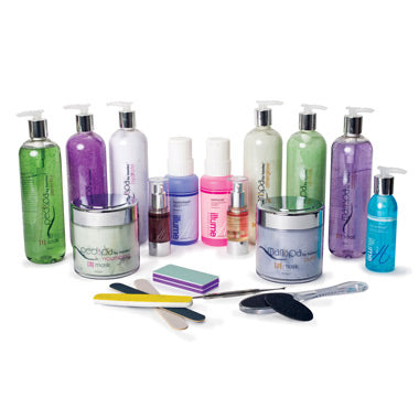 HAWLEY PROFESSIONAL MANI PEDI SPA KIT