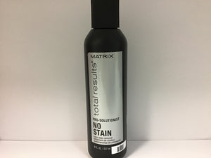 MATRIX Total Results Pro-Solutionist No Stain