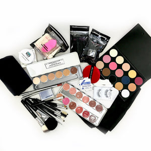 ACCREDITED MAKEUP COURSE IN KIT, SET UP & TRAINING